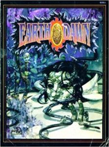 Earthdawn Regelwerk Cover