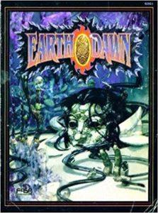 Earthdawn Regelwerk Cover