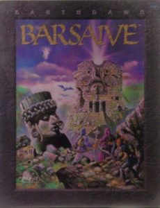 Barsaive Box Cover
